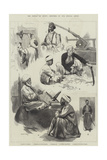 The People of Egypt Giclee Print by Charles Auguste Loye
