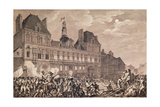 Robespierre Giclee Print by Charles Monnet