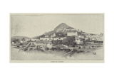 Hyeres Les Palmiers Giclee Print by Charles Auguste Loye