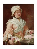 Labour of Love Giclee Print by Charles Edward Perugini
