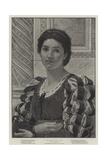 Graziella Giclee Print by Charles Edward Perugini