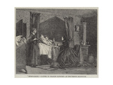 Benevolence Giclee Print by Charles Baugniet