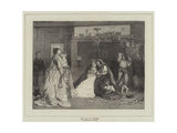 Good Luck, in the International Exhibition Giclee Print by Charles Baugniet