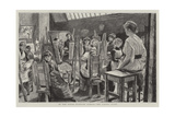 Schools of the Royal Academy Giclee Print by Charles Paul Renouard