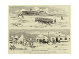 The Recent Revolt in the Transvaal Giclee Print by Charles Edwin Fripp