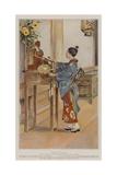 Binzurusama Giclee Print by Charles Edwin Fripp