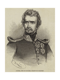 Ludwig, King of Bavaria Giclee Print by Charles Baugniet