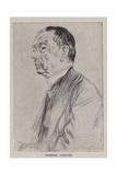 General Mercier Giclee-trykk av Charles Paul Renouard