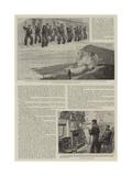 Our Coastguard Impression giclée par Charles J. Staniland