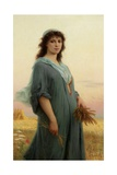 Ruth, 1886 Giclee Print by Charles Landelle