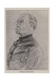 General Zurlinden Giclee-trykk av Charles Paul Renouard