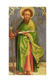St. Jacob Giclee Print by Conrad von Soest