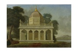 Mausoleum at Outatori Near Trichinopoly, C.1788 Giclee Print by Colonel Francis Swain Ward