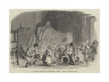 A Child's Dream of Twelfth Night Giclee Print by Charles Keene