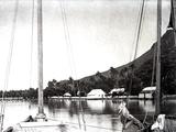 Bora Bora, 1870s Photographic Print by Charles Gustave Spitz