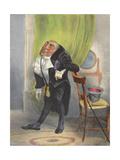 Charles Louis Philippe Henri Dieudonne Mayeux Giclee Print by Charles Joseph Travies De Villiers