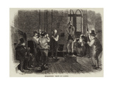 Bell-Ringing Giclee Print by Charles Keene