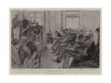 The Dreyfus Trial at Rennes Giclee Print by Charles Paul Renouard