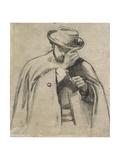 Dante Gabriel Rossetti Giclee Print by Charles Keene