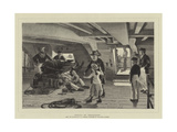 Relics of Trafalgar Giclee Print by Charles Wynne Nicholls