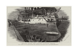 British Docks and Coaling Stations Abroad Giclee Print by Charles William Wyllie