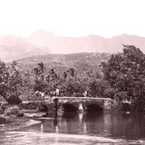 Tahiti, Late 1800s Photographic Print by Charles Gustave Spitz