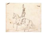 Emperor Pedro 1St, C. 1825-6 Giclee Print by Charles Landseer