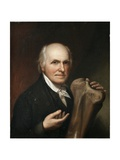 Self Portrait, 1824 Giclee Print by Charles Willson Peale