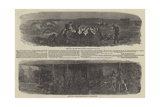 Epsom Races Giclee Print by Charles Keene