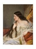 Anne Mcnair Alison, Nee Nicholls Giclee Print by Charles Wynne Nicholls