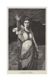 Velleda Giclee Print by Charles Landelle