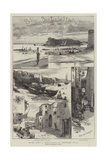 Notes from a Sketch-Book in Southern Italy Giclee Print by Charles William Wyllie