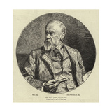 The Late John Pettie Giclee Print by Charles Paul Renouard