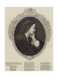 Melancholy Giclee Print by Charles Landelle