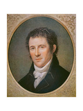 Benjamin Henry Latrobe, C.1804 Giclee Print by Charles Willson Peale
