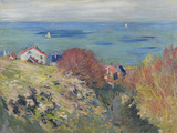 Pourville, 1882 Giclee Print by Claude Monet
