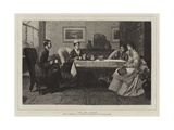 The New Curate Giclee Print by David Wilkie Wynfield