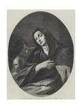 St Teresa Giclee Print by Dirck Van Delen