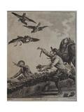Hawking, 1792 Giclee Print by Daniel Dodd