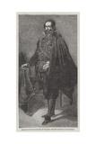 Portrait of the Duke D'Olivarez Giclée-Druck von Diego Rodriguez de Silva y Velazquez