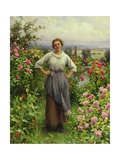 Life Is Sweet Giclee Print by Daniel Ridgway Knight