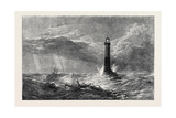 The Lighthouse, for the Private Theatricals at Campden House Giclee Print by Clarkson R.A. Stanfield