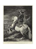 Don Gaspar De Guzman, Conde Duque D'Olivarez Giclee Print by Diego Rodriguez de Silva y Velazquez