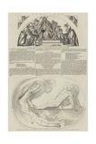 Fine Arts Giclee Print by Daniel Maclise