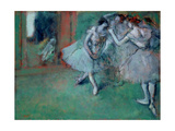 Group of Dancers, 1890s Giclee Print by Edgar Degas