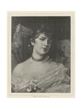 Angelica Giclee Print by Conrad Kiesel