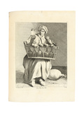 La View, La Vie, C. 1737-1746 Giclee Print by Edme Bouchardon