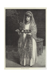 The Daughter of the House Giclee Print by Davidson Knowles