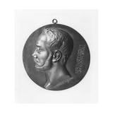Medallion of Zygmunt Krasiski Giclee Print by Cyprian Kamil Norwid