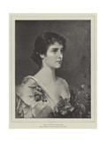 Edith Giclee Print by Conrad Kiesel